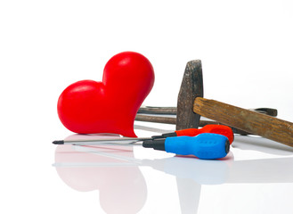 Repair of the heart