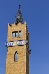 Casaramona Tower