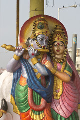 Shrine of Lord Krishna