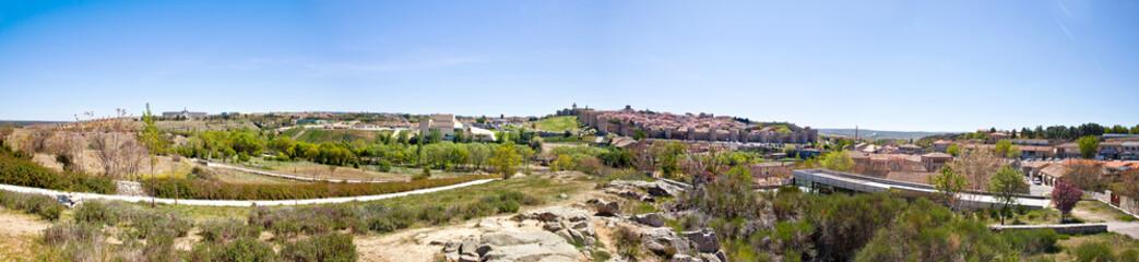 Medieval city Avila