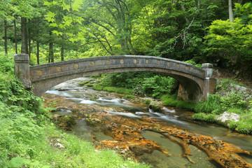 河鹿橋 (銀山温泉)