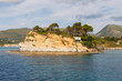 Agios Sostis, small island in Greece, Zakynthos