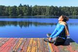 Fototapety Herbstsonne