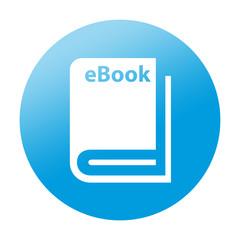 Etiqueta redonda eBook
