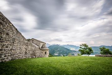 Basilica San Pietro al Monte - Civate - Lecco, Italy
