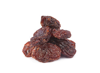 Brown raisin