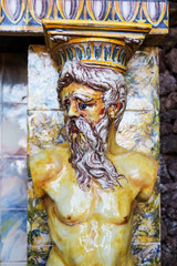 Greek God Decor, Madeira