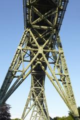 Hochdonn - Eisenbahnbrücke über den Nord-Ostsee-Kanal