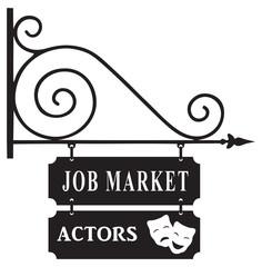 Labor market actors