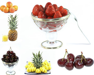 fruits en été