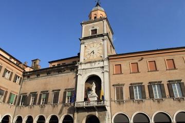 medieval city hall of Modena, unesco world heritage
