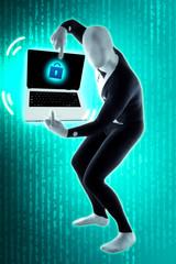 Internet Datenschutz Datendiebstahl Datensicherung