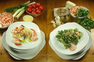 due ricette italiane