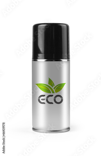 Eco spray with clipping path. - 66439178
