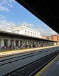 Vieja estación de tren de Granada, España