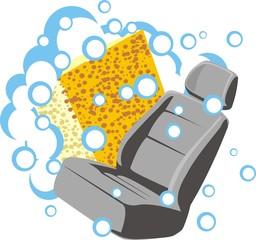 car indoor clean