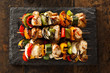Homemade Chicken Shish Kabobs - 66442765