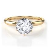 Diamond ring - 66443509