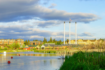 Mill District Bend Oregon