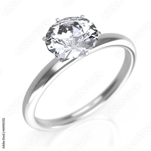 Diamond ring - 66443502