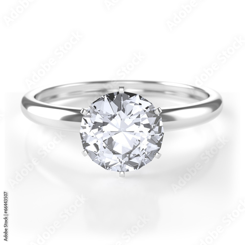 Diamond ring - 66443507