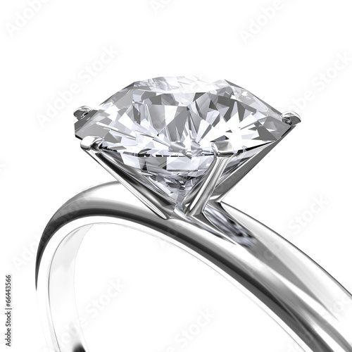 Diamond ring - 66443566