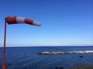 segna vento a mare