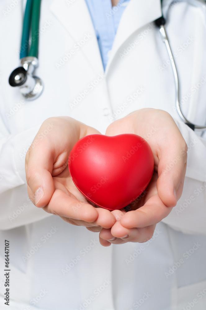 lecznictwo zdrowie kardiologia - powiększenie