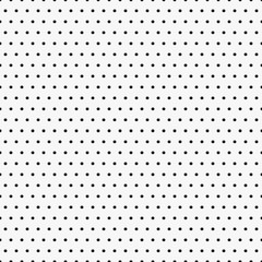 Abstract dotted white background