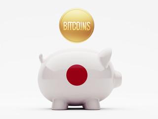Japan Bitcoin Concept