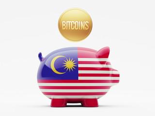 Malaysia Bitcoin Concept