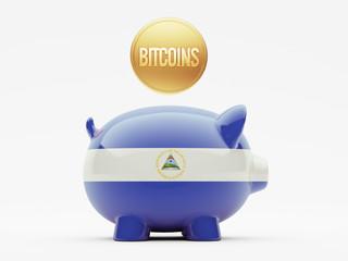 Nicaragua Bitcoin Concept