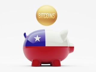 Chile Bitcoin Concept