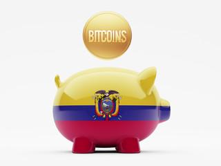Ecuador Piggy Concept