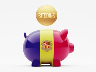Andorra Bitcoin Concept