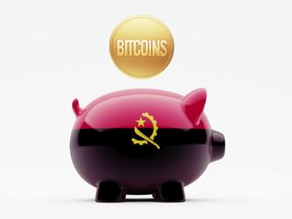 Angola Bitcoin Concept