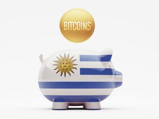 Uruguay Bitcoin Concept