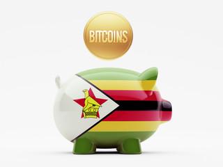 Zimbabwe Bitcoin Concept