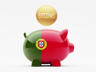 Portugal Bitcoin Concept