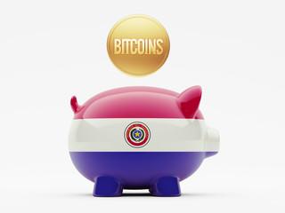 Paraguay Bitcoin Concept