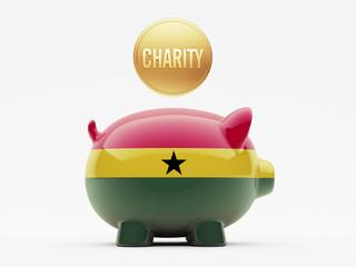 Ghana Charity Concept