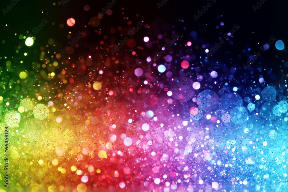 tło streszczenie kolorowy - powiększenie