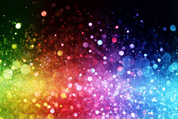 Rainbow of lights