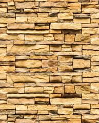 the light yellow brickwall vintage pattern