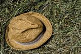 hayloft, poke hay, cowboy, farmer poster