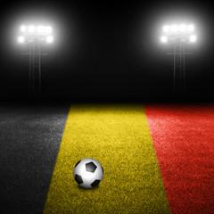 Belgian Soccer Field