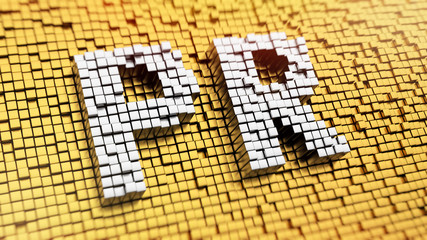 Pixelated PR