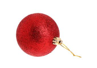 Red christmas ornamnet