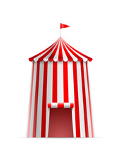 Circus Tower Tent