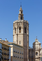 Valencia Cathedral Bell Tower